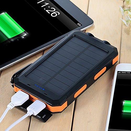 Chargeur solaire téléphone portable