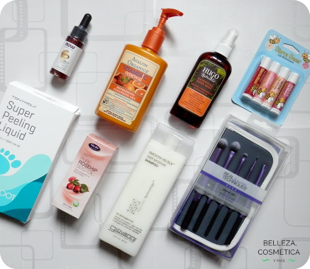 compra iherb belleza cosmetica