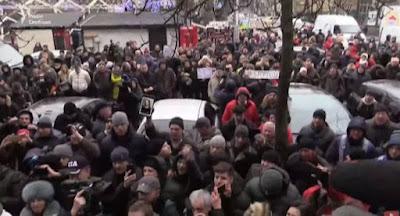 Активисты потребовали расследовать убийство вышгородской правозащитницы