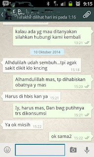 Testimoni Obat Gang Jie dan Gho Siah