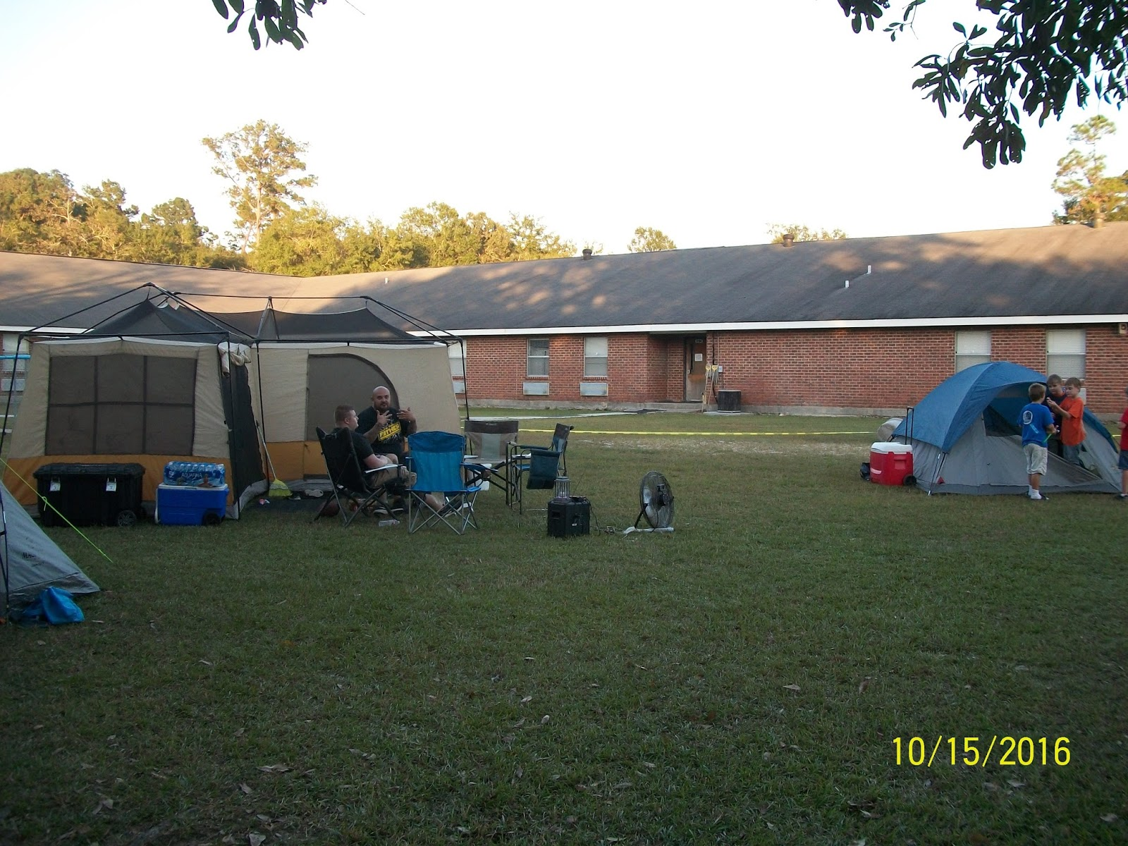 lake castle slidell men u0027s club camp out 2016
