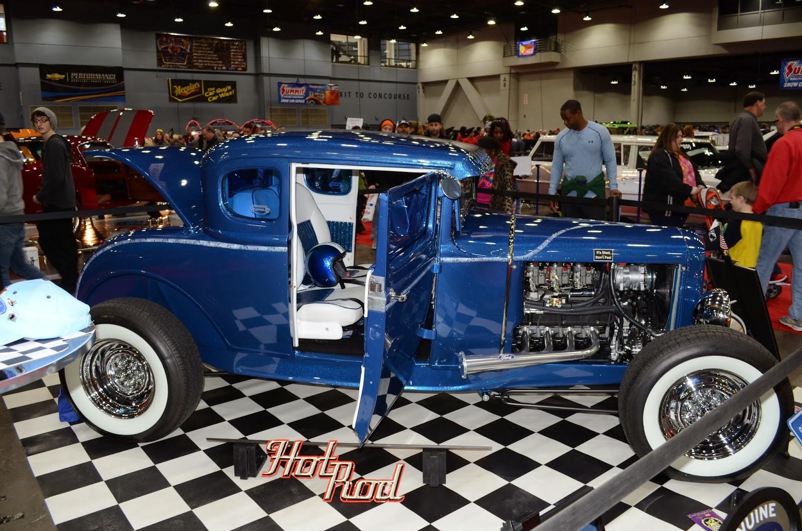 Cavalcade Of Customs >> Turnerbudds Car Blog History With The Cavalcade Of Customs