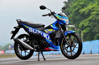 Suzuki Satria Injeksi Diadu Balap Dengan Motor CC Lebih Besar