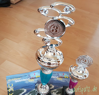 Lausitzer Seenland 100 Marathon Pokal 2017