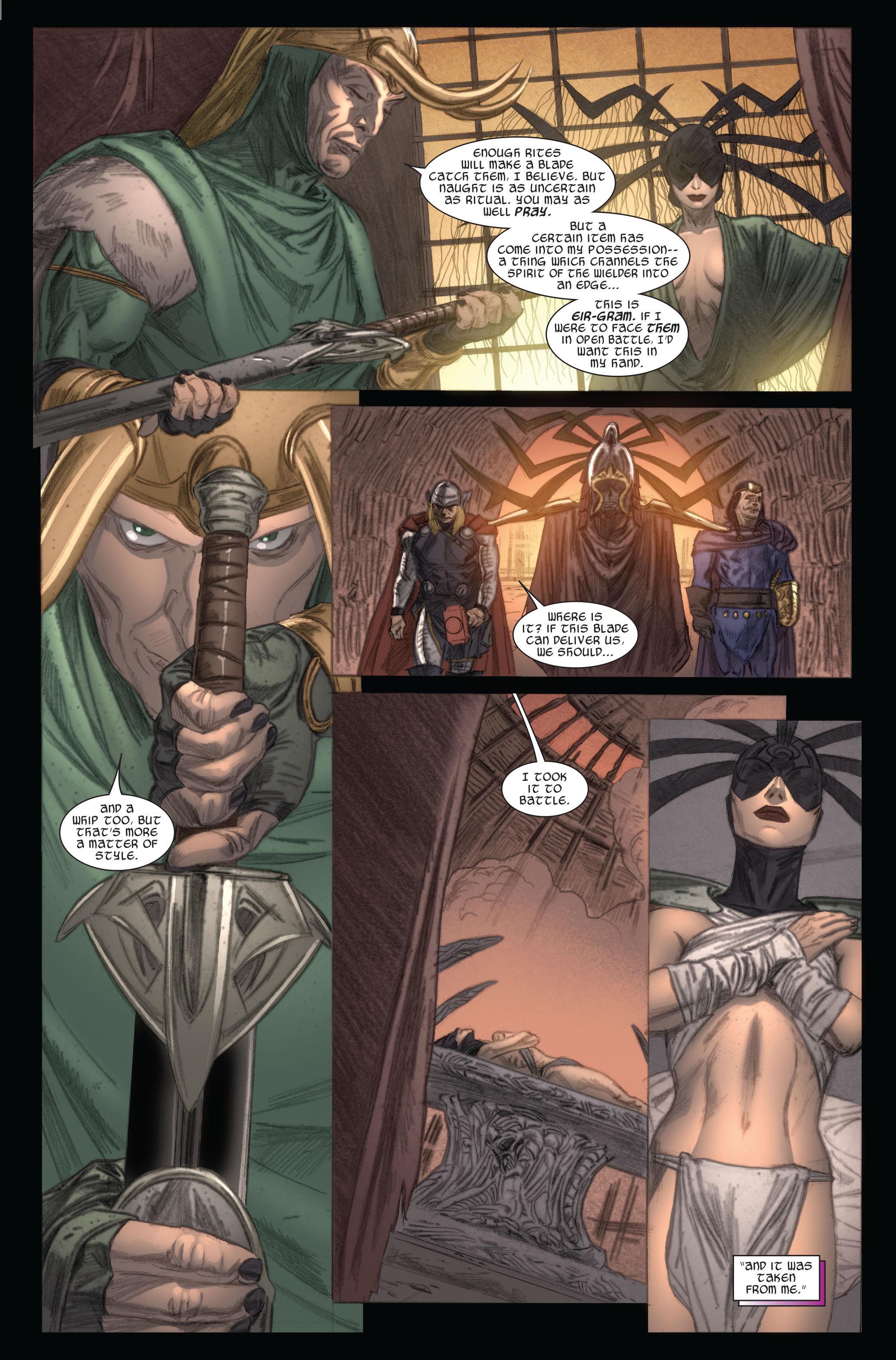 Thor (2007) Issue #612 #25 - English 15