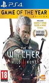 The Witcher 3 Wild Hunt Game of the Year Edition MULTi READ