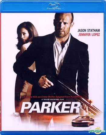 Parker 2013 UNRATED  Hindi Dual Audio 480p BluRay 350mb
