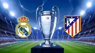 al Madrid y Atlético Madrid por el título de Campeón  Champions League 2016