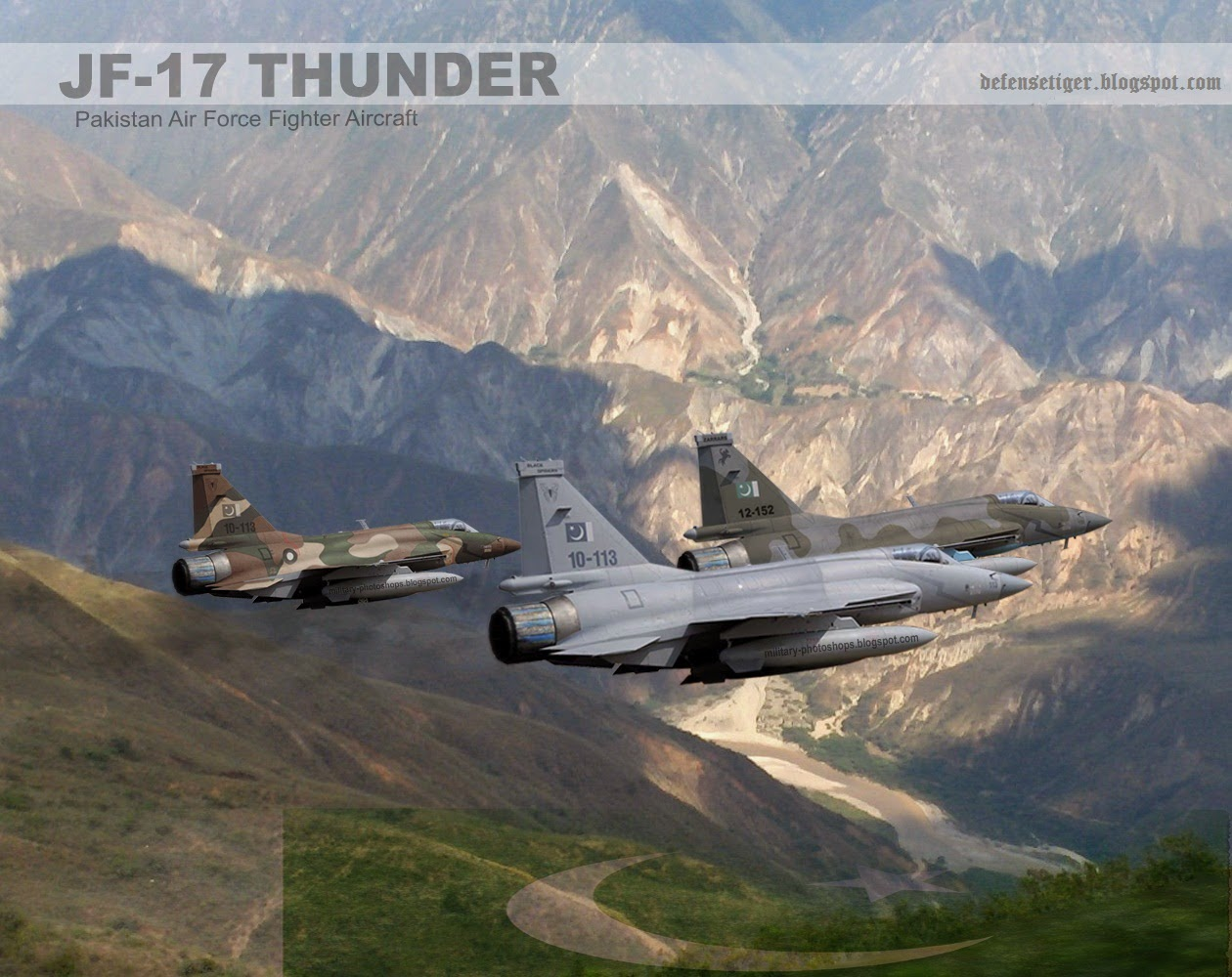 Defense Strategies: China To Induct JF-17 Thunder into Its