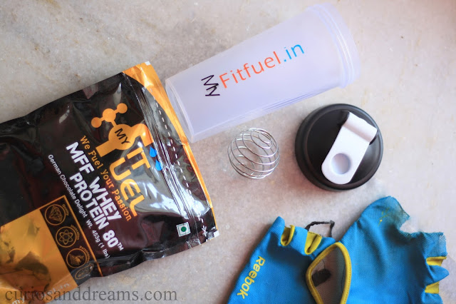 My Fit Fuel review