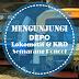 Mengunjungi Depo Lokomotif Semarang Poncol