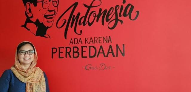 Keluarga Gus Dur Angkat Bicara, Alissa Wahid: Gusdurian Tidak Dukung Jokowi-Ma'ruf Amin