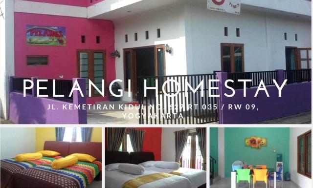 Pelangi Homestay Syariah Yogyakarta