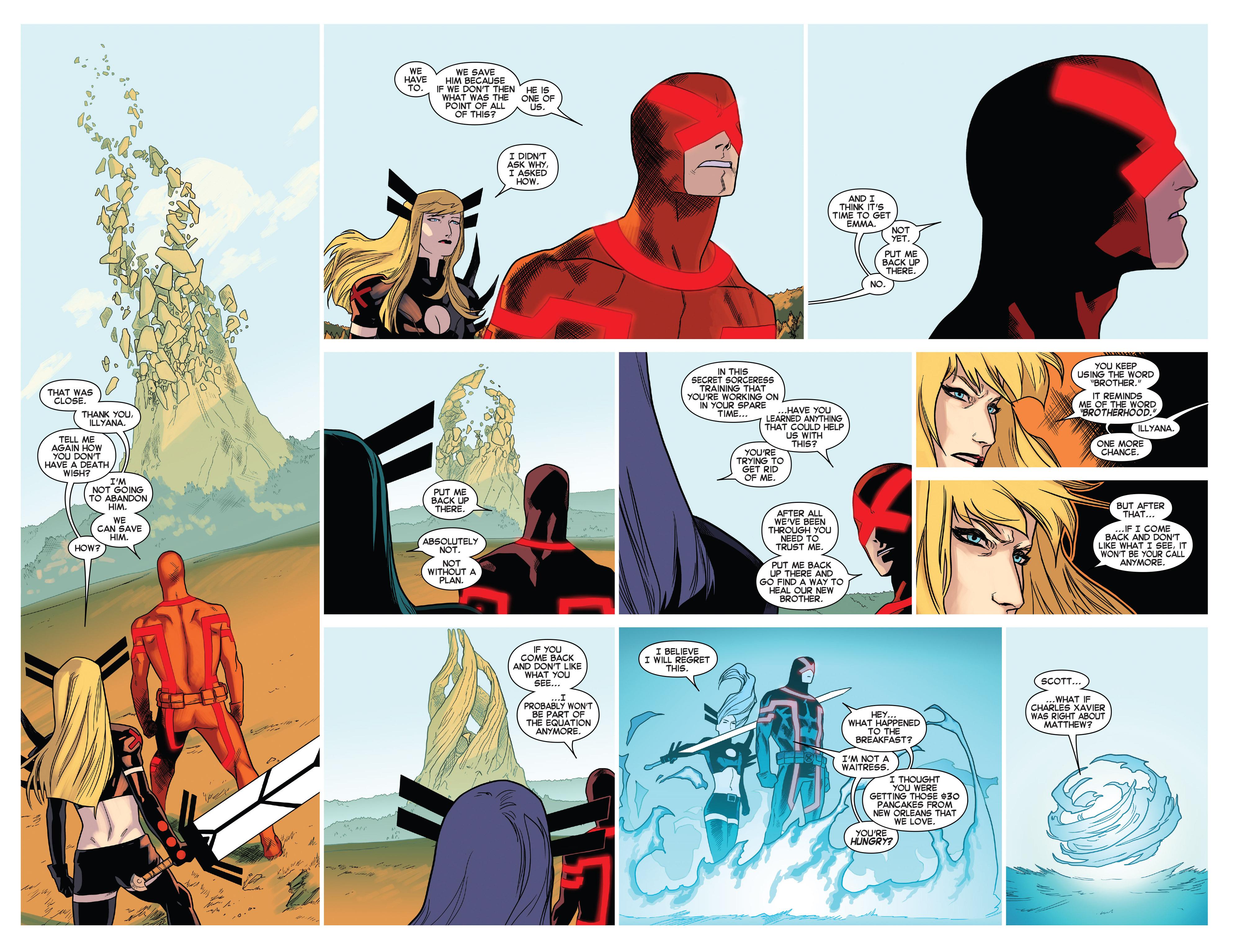 Read online Uncanny X-Men (2013) comic -  Issue # _TPB 5 - The Omega Mutant - 53