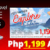 P1,199 All-In Promo Fare Boracay, Korea, Taipei, Cebu Promo Fare 2017