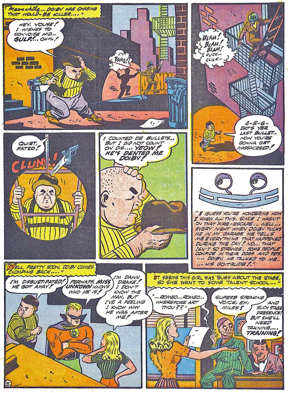 Read online All-American Comics (1939) comic -  Issue #49 - 7