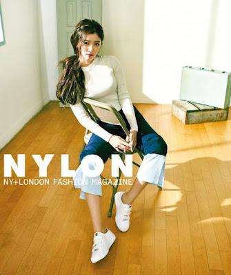 Kim Yoo Jung Nylon April 2016