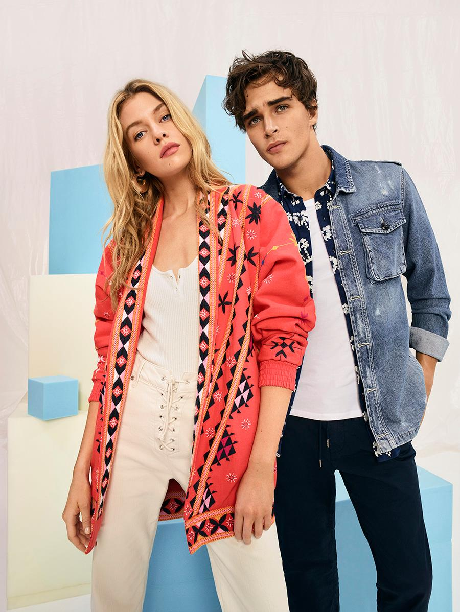 Pepe Jeans Spring/Summer 2018 Campaign