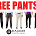 Free Pair of Haggar Men's Pants