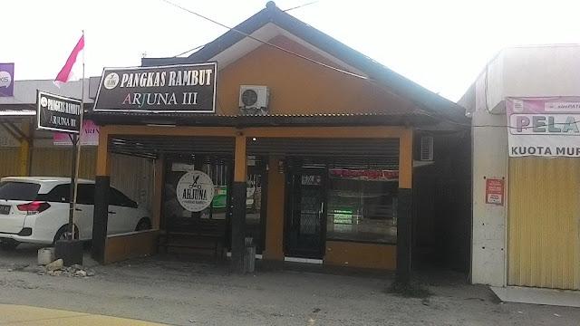 Tempat Cukur Barbershop Dekat Unila
