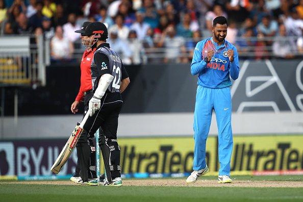 T20 में क्रुणाल पांड्या न्यूजीलैंड में मैन ऑफ द मैच जीतने वाले पहला भारतीय खिलाड़ी बने