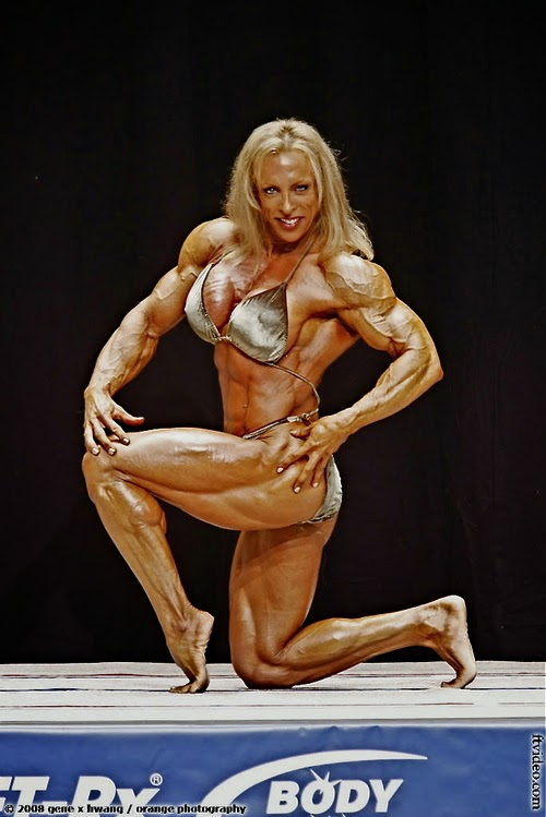 Bodybuilding Feminin Dianne Solomons