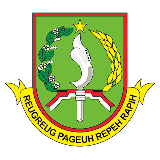 Logo Kota Sukabumi CDR Vektor Coreldraw