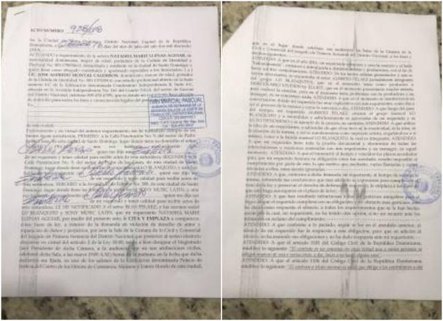 """Demandan a """"Lo Blanquito"""" por RD$20 millones"""