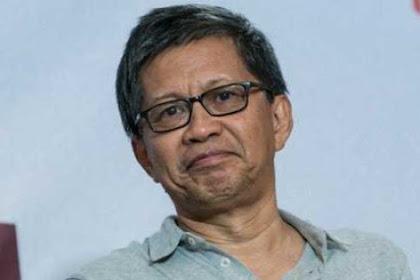 Akan Penuhi Panggilan Polda Metro Jaya, Ini Persiapan Rocky Gerung