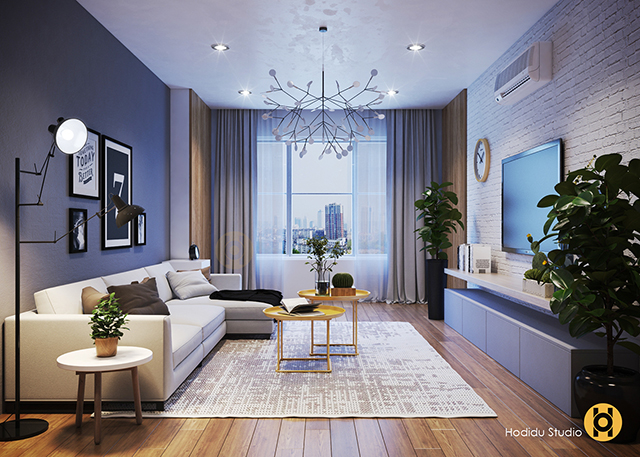 Blog achados de decora o decora o de salas pequenas 10 for Salas en l pequenas