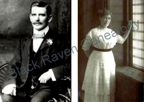 Patrick Wynne (1868 – 1937) & Mary (Wynne) Finley (1860 – 1934)