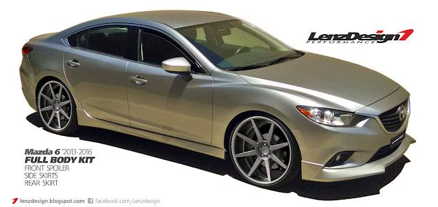 lenzdesign performance custom body kit amp carbon fiber