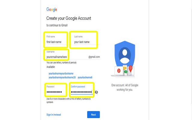 gmail-create-step-2