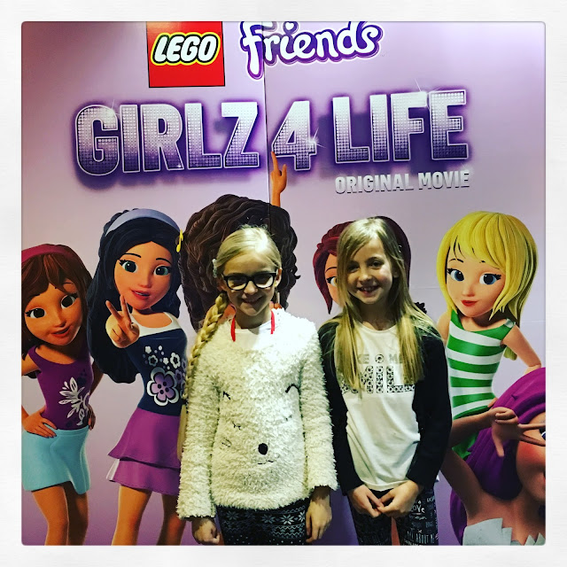 #LEGOFriends #Girlz4Life DVD premiere