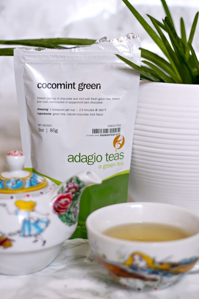 Transitioning to Loose Leaf Tea with Adagio Teas* + GIVEAWAY