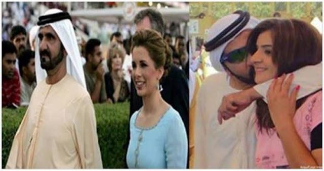 قُبلة حاكم دبي لزوجته امام الجميع تعود و تُثير الجدل من جديد شاهد الفيديو الذي شهد صخباً كبيراً عليه