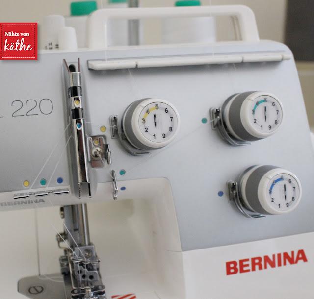Erfahrungsbericht Bernina L220