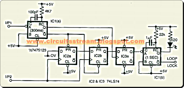 Best Frequency Comparator Circuit Diagram