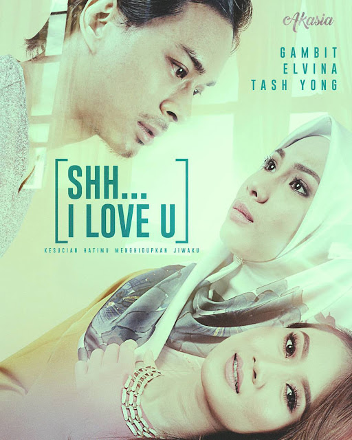 Sinopsis Drama Shhh... I Love You, Drama Adaptasi Novel, Baca Online, Novel Shhh...I Love You, Slot Akasia, TV3, Drama Melayu, Drama Bersiri, Drama 28 episod, Senarai Pelakon Drama Shhh...I Love You, Hero dan Heroin Drama Shhh...I Love You, Pelakon, Gambit Saifullah, Elvina Mohamad, Tash Yong, Hafreez Adam, Bella Nazari, Aien Zahalan, Hani Nazrina, Nafiez Zaidi, Fikhree Bakar, Adeline Tsen, Novelis Farisya Natasha, Blog Miss Banu Story,