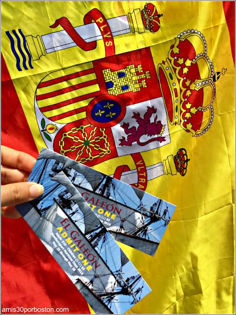 Tockets El Galeón Andalucía