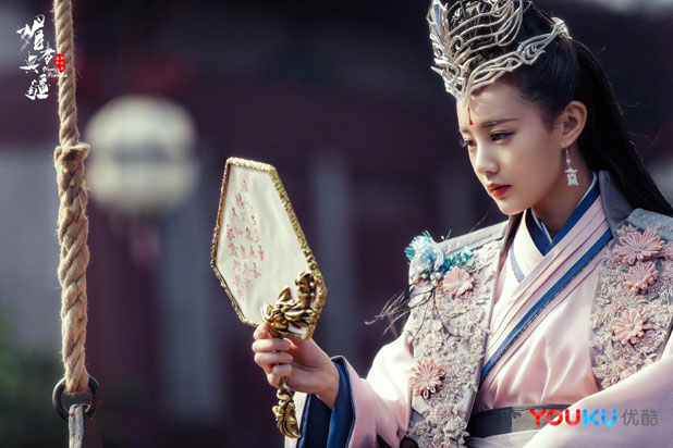 Top Chinese wuxia series 2018 Bloody Romance