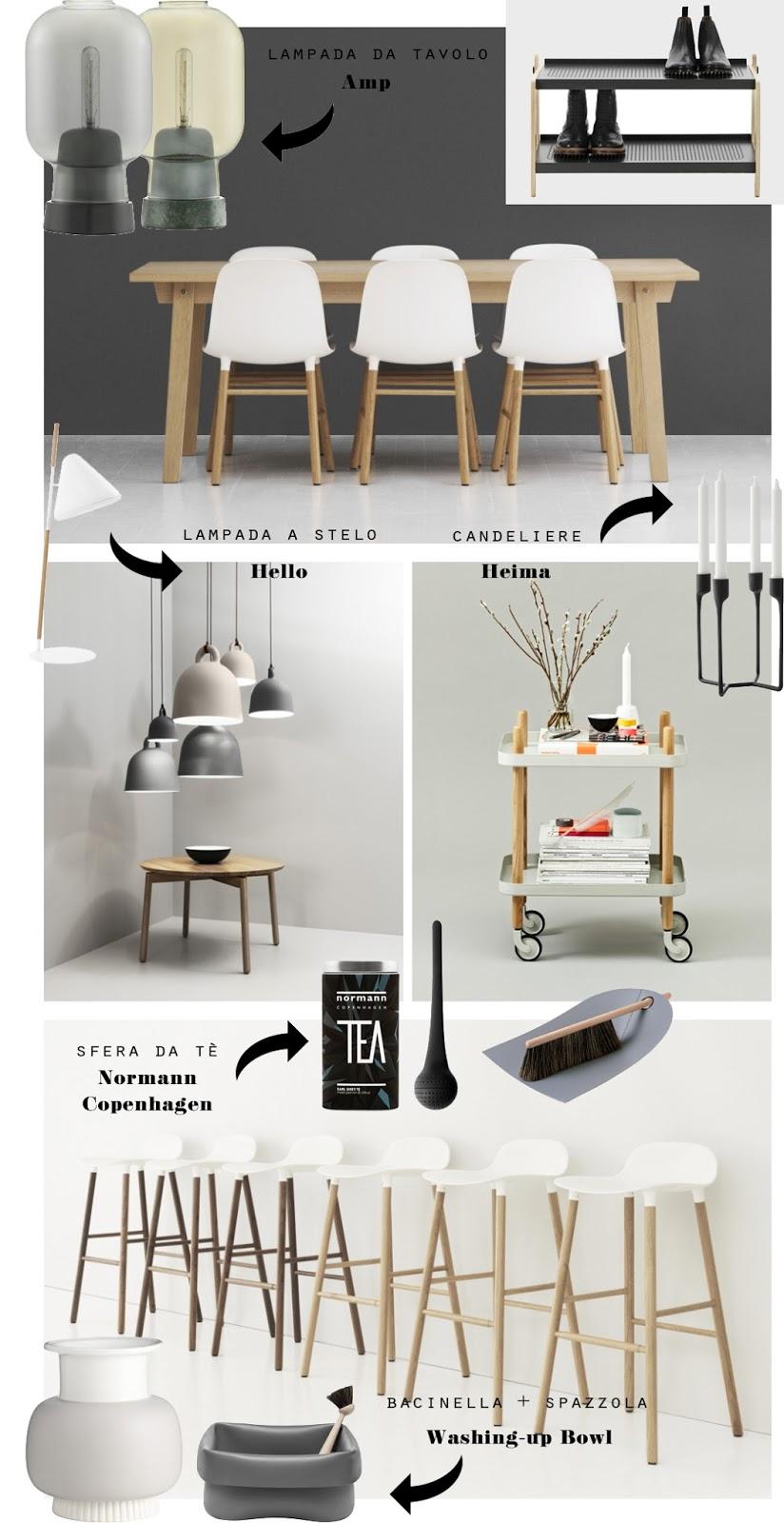 Stile nordico ispirazioni svedesi shabby chic interiors for Case arredate stile shabby