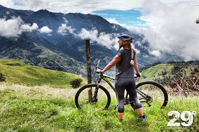 Summering av multisportresan i Ecuador