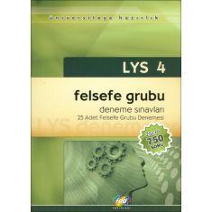 Fdd LYS-4 Felsefe Grubu Deneme Sınavları