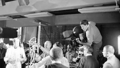 El profesor chiflado detrás de las cámaras - 1963
