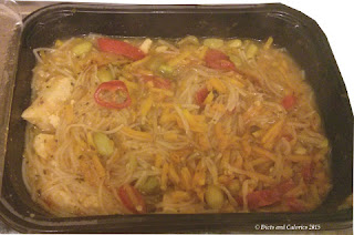 Kirstys Thai chilli Chicken and noodles