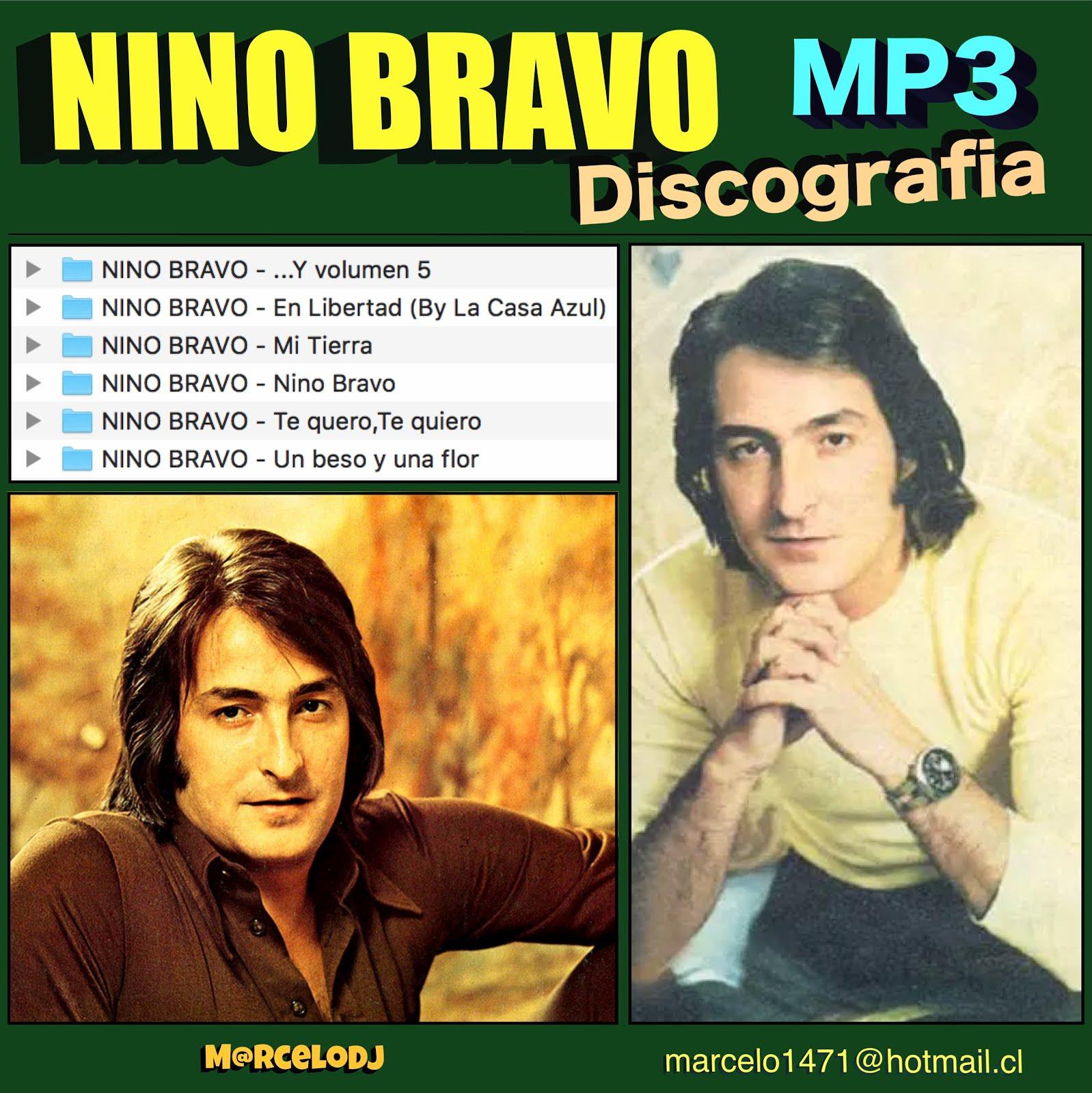 Mi Musica M Rcelodj Nino Bravo Discografia