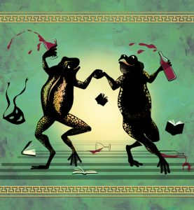 The Frogs @ Jermyn Street Theatre