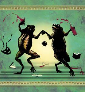 The Frogs @ Jermyn Street Theatre
