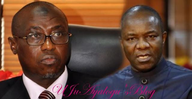 Breaking News: Buhari and Kachikwu Currently in Closed Door Meeting